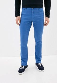 Брюки, Sela, цвет: синий. Артикул: SE001EMIWKE1. Одежда / Брюки / Повседневные брюки
