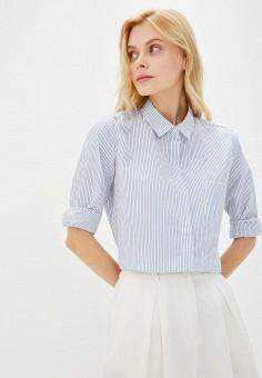 Рубашка, Sela, цвет: синий. Артикул: SE001EWGAKW3.