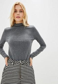 Водолазка, Sela, цвет: серый. Артикул: SE001EWGALS1. Одежда / Джемперы, свитеры и кардиганы / Водолазки