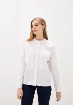 Рубашка, Sela, цвет: белый. Артикул: SE001EWIWND6. Одежда / Блузы и рубашки / Рубашки