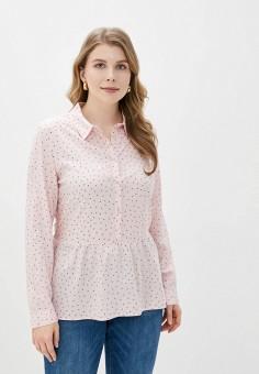 Блуза, Sela, цвет: розовый. Артикул: SE001EWIWNE9.