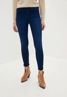 Джинсы, Sela, цвет: синий. Артикул: SE001EWIWOM9. Одежда / Джинсы / Узкие джинсы