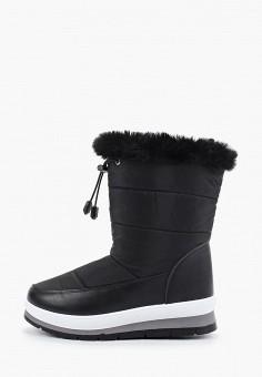Дутики, Sergio Todzi, цвет: черный. Артикул: SE025AWHFKI3. Обувь / Сапоги / Дутики
