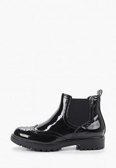 Ботинки, Second Lady, цвет: черный. Артикул: SE052AWHCVY9. Обувь / Ботинки / Челси