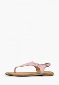 Сандалии, Second Lady, цвет: розовый. Артикул: SE052AWIEPH4. Обувь / Сандалии