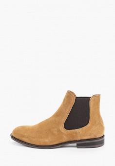 Ботинки, Selected Homme, цвет: коричневый. Артикул: SE392AMHUBW0. Обувь / Ботинки