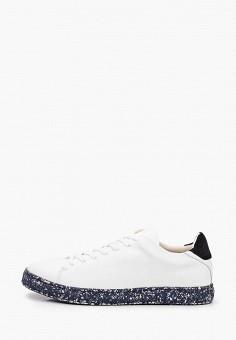 Кеды, Selected Homme, цвет: белый. Артикул: SE392AMKFPW0. Обувь
