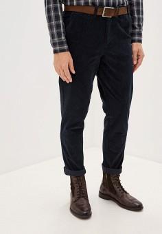 Брюки, Selected Homme, цвет: синий. Артикул: SE392EMFKVS9. Одежда / Брюки / Повседневные брюки