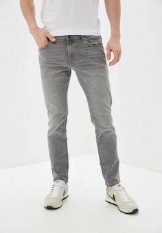 Джинсы, Selected Homme, цвет: серый. Артикул: SE392EMHUBM3. Одежда / Джинсы / Зауженные джинсы