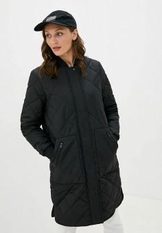 Куртка утепленная, Selected Femme, цвет: черный. Артикул: SE781EWJNVW5. Одежда / Верхняя одежда / Демисезонные куртки