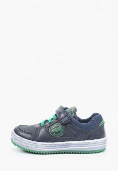 Кроссовки, Shuzzi, цвет: синий. Артикул: SH015ABIFUC6. Мальчикам / Обувь / Кроссовки и кеды