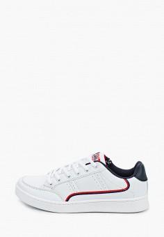 Кеды, Shuzzi, цвет: белый. Артикул: SH015ABIFUJ2. Мальчикам / Обувь / Кроссовки и кеды
