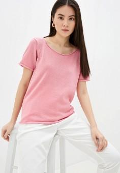 Джемпер, SH, цвет: розовый. Артикул: SH021EWIYUZ9. Одежда / Джемперы, свитеры и кардиганы / Джемперы и пуловеры / Джемперы
