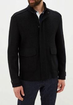Полупальто, Sisley, цвет: черный. Артикул: SI007EMFUGB6. Одежда / Верхняя одежда / Пальто