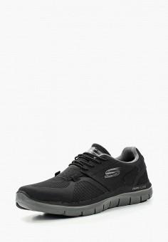 Купить Кроссовки Skechers - цвет: черный, Вьетнам, SK261AMAUEG7