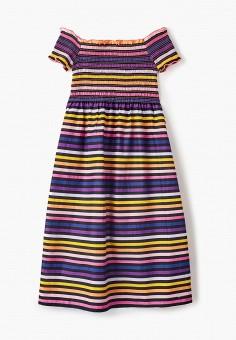 Платье, Sonia Rykiel, цвет: мультиколор. Артикул: SO021EGIYCS3. Девочкам / Одежда / Платья и сарафаны