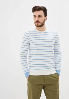 Джемпер, s.Oliver Black Label, цвет: голубой. Артикул: SO035EMHNVB1. Одежда / Джемперы, свитеры и кардиганы / Джемперы и пуловеры