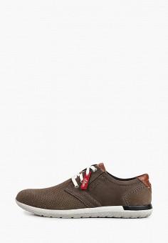 Ботинки, s.Oliver, цвет: коричневый. Артикул: SO917AMILUS5. Обувь / Ботинки / Низкие ботинки