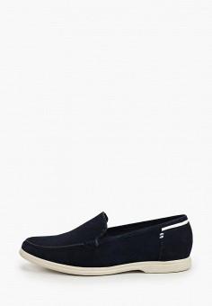 Лоферы, s.Oliver, цвет: синий. Артикул: SO917AMILVA9. Обувь / Туфли
