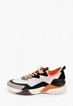 Кроссовки, s.Oliver, цвет: мультиколор. Артикул: SO917AWIKZG1. Обувь