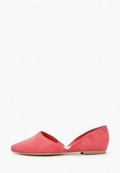 Балетки, s.Oliver, цвет: розовый. Артикул: SO917AWIKZJ0. Обувь / Балетки