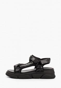 Сандалии, s.Oliver, цвет: черный. Артикул: SO917AWIKZL3. Обувь / Сандалии