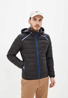 Куртка утепленная, s.Oliver, цвет: черный. Артикул: SO917EMHNVR6. Одежда / Верхняя одежда / Демисезонные куртки