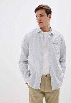 Рубашка, s.Oliver, цвет: белый. Артикул: SO917EMHNVY3. Одежда / Рубашки