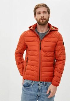 Куртка утепленная, s.Oliver, цвет: красный. Артикул: SO917EMJQSK6. Одежда / Верхняя одежда / Демисезонные куртки