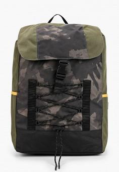 Рюкзак, Springfield, цвет: хаки. Артикул: SP014BMHVGQ1. Аксессуары / Рюкзаки