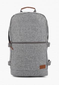 Рюкзак, Springfield, цвет: серый. Артикул: SP014BMHVGQ2. Аксессуары / Рюкзаки