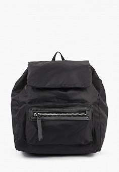 Рюкзак, Springfield, цвет: черный. Артикул: SP014BWGCPV2. Аксессуары / Рюкзаки / Рюкзаки