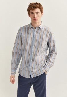 Рубашка, Springfield, цвет: мультиколор. Артикул: SP014EMHVHC6.