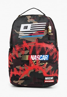 Рюкзак, Sprayground, цвет: мультиколор. Артикул: SP021BBKGYA5. Мальчикам / Аксессуары