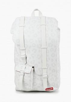 Рюкзак, Sprayground, цвет: белый. Артикул: SP021BKKGCM9. Мальчикам / Аксессуары