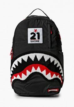 Рюкзак, Sprayground, цвет: черный. Артикул: SP021BKKGCN8. Мальчикам / Аксессуары