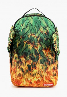 Рюкзак, Sprayground, цвет: мультиколор. Артикул: SP021BKKGCN9. Мальчикам / Аксессуары
