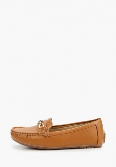 Мокасины, Stephan, цвет: коричневый. Артикул: ST031AWIFAL1. Обувь / Мокасины и топсайдеры