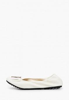 Балетки, Stephan, цвет: белый. Артикул: ST031AWJAQB3. Обувь / Балетки