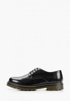 Ботинки, Storm, цвет: черный. Артикул: ST891AMITOQ6. Обувь / Ботинки / Низкие ботинки