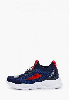 Кроссовки, Strobbs, цвет: синий. Артикул: ST979ABIJTO9. Мальчикам / Обувь / Кроссовки и кеды