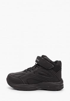 Ботинки, Strobbs, цвет: черный. Артикул: ST979AKKHIQ4. Мальчикам / Обувь / Ботинки