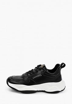 Кроссовки, Strobbs, цвет: черный. Артикул: ST979AMIJTQ9. Обувь / Кроссовки и кеды