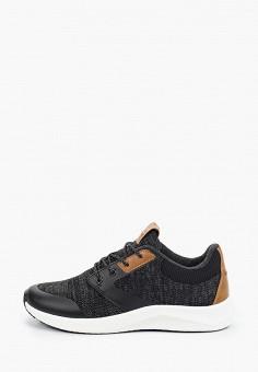 Кроссовки, Strobbs, цвет: черный. Артикул: ST979AMIJTU3. Обувь / Кроссовки и кеды / Кроссовки / Низкие кроссовки