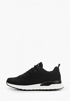Кроссовки, Strobbs, цвет: черный. Артикул: ST979AMIJUB3.