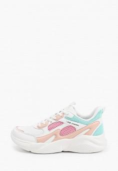 Кроссовки, Strobbs, цвет: белый. Артикул: ST979AWIJUF9. Обувь / Кроссовки и кеды