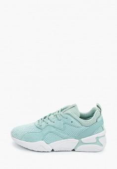 Кроссовки, Strobbs, цвет: бирюзовый. Артикул: ST979AWIJUI1. Обувь
