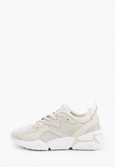 Кроссовки, Strobbs, цвет: серый. Артикул: ST979AWIJUI2. Обувь / Кроссовки и кеды