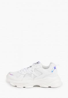 Кроссовки, Strobbs, цвет: белый. Артикул: ST979AWIJUJ1. Обувь / Кроссовки и кеды