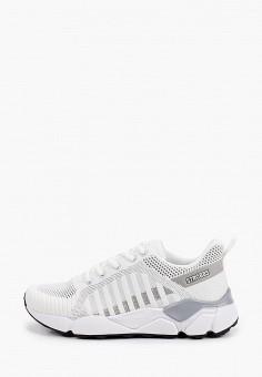 Кроссовки, Strobbs, цвет: белый. Артикул: ST979AWIJUP2. Обувь